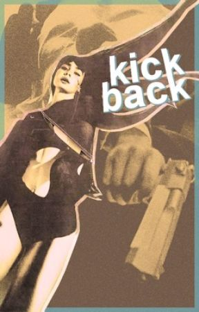 Kick Back ━━ Bucky Barnes by faevaIentine