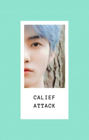 Calief Attack by hinamorihika_