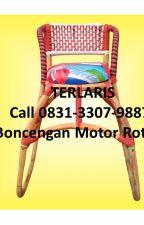 TERLARIS, Call 0831-3307-9887, Boncengan Motor Rotan by boncenganmotorrotan