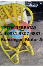 STOK TERBATAS, Call 0831-3307-9887, Sabuk Boncengan Motor Anak by boncenganmotorrotan