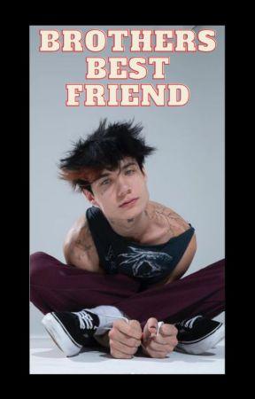Brothers Best Friend-Jaden Hossler by vivianaseavey