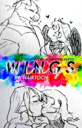 Wings [Technoblade x Philza One Shot] by Nairtoch