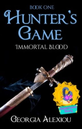 Hunter's Game: Immortal Blood by GiaAlexiou