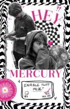 HEY, MERCURY  • PJM by dappleddaisies