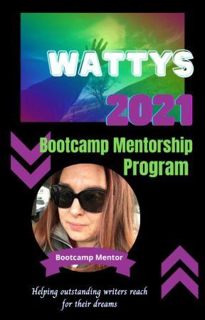 Wattys 2021 Bootcamp Mentor by druidrose