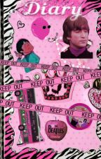 john lennon's diary (DO NOT TOUCH) by monkeetoenails