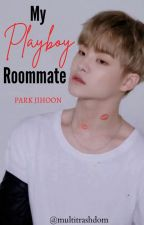 my playboy roommate || 𝙥.𝙟𝙞𝙝𝙤𝙤𝙣  by multitrashdom