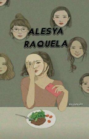 ALESYA RAQUELA  by syanva