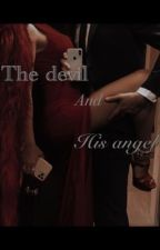 The devil and his angel  by nazkay11
