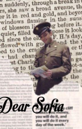 Dear Sofia [Bucky Barnes] by jamie_here7