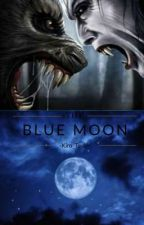 The Blue Moon by Kiro_Tsuki