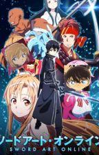 Gefangen in Aincrad: eine Detektiv Conan X Sword Art Online Fanfiction by its_emeli3