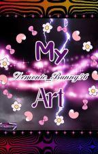 My Art by Demonic_Bunny56