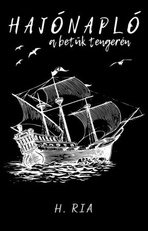Hajónapló a betűk tengerén by Haru13_Ria