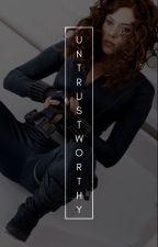 Untrustworthy   N. Romanoff by silverspulse