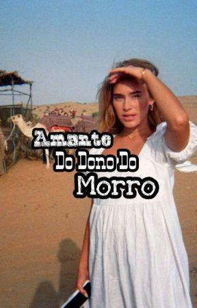 Amante Do Dono Do Morro-Noart by sinoahhhh
