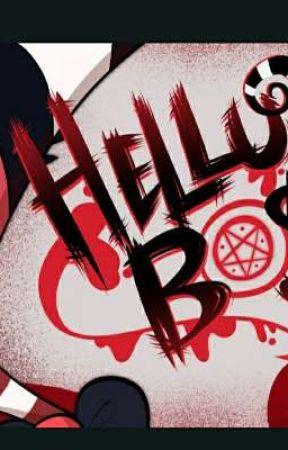 Sucked Into Helluva Boss  by Kaijufan2003