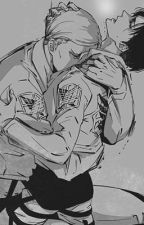 Brighter Than The Sun - A ~Spicy and Angsty~ Levi x Erwin Fan Fiction by princess_acidbath