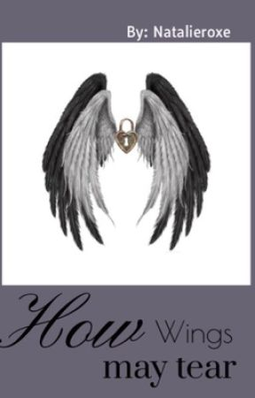 How Wings may tear by natalieroxe