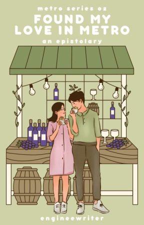 Found My Love In Metro (Metro Series #2) by aureatesoul