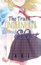 The Truth Underneath That Skirt |Genshin Impact| by Nameisjustaletter