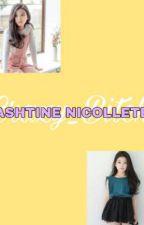 Ashtine Nicollete by GraciaFerrer5