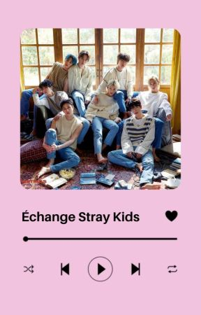Echange d'OS ▸ Stray Kids by 404projects