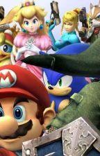 My Super Smash Bros OCs by Ganondorflover18