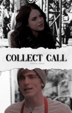 COLLECT CALL   KENDALL KNIGHT by -akrasia