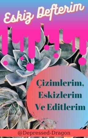 Eskiz Defterim ( Art Book ) by Depressed-Dragon