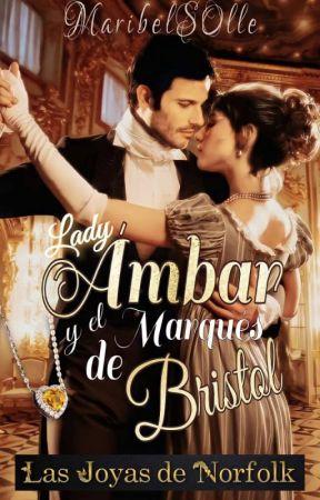 Lady Ámbar y el Marqués de Bristol by MaribelSOlle