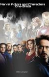 Marvel Actors and Characters One-Shots and Imagine cover