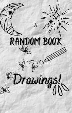A Random Book of My Drawings! by Sucker4Soraxx