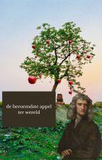 De beroemdste appel ter wereld door gorl_with_the_pearl