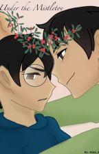 Under The Mistletoe by SCAL_0