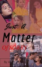 Just A Matter Of Sorry  by AngelGupta9