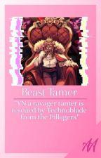 """Beast Tamer"" Technoblade X Reader by ArcticAnarchist"