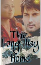 Rishabala OS : The Long Way Home by lazyakabookworm