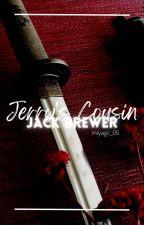 Jerry's Cousin // Jack Brewer X OC by miyagc_05