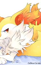 [Burning Desires] Yandere! Female! Braixen x Male Trainer by MagicalJigglyNuts