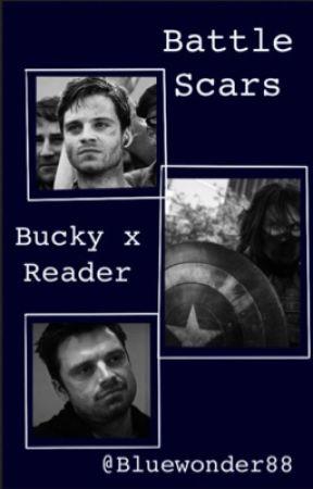 Battle scars (Bucky Barnes x reader) by Bluewonder88