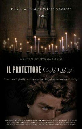 Protettorّe™ĮĮ ابن ليليث by NormaHanim