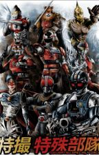 Anime React To Y/N's Multiverse As Kamen Rider And Tokusatsu by ShiroWhiteWizard