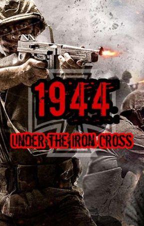 1944: Under the Iron Cross (OC x Rainbow Six Siege) by finkaisgarbo