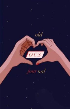 old ocs journal! by akicow