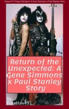 Return of the Unexpected: A Gene Simmons x Paul Stanley Story by FoxxHawk91