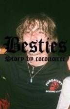 Besties - Vinnie Hacker by coconoiree