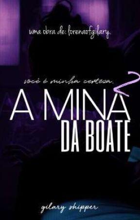 A Mina da Boate 2 | Gilary by lorenaofgilary