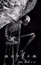Mortem . Sirius Black by selenelaroix