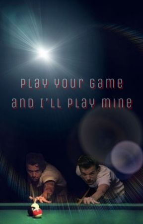 Play your game and I'll play mine by cotolettecosciose
